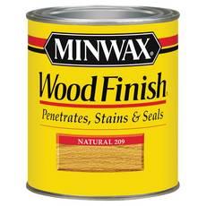 Minwax Natual Wood Stain 1/2 Pint
