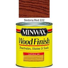 Minwax Sedona Red Wood Finish