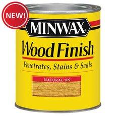 New! Minwax Golden Oak Wood Finish