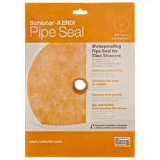 Schluter-Kerdi-Seal-PS Pipe Seal with 3/4in. Opening