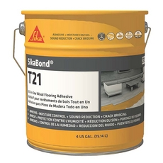 Sika Sikabond-T21 Polyurethane Adhesive For Wood Floors