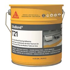 Sika Sikabond-T21 Polyurethane Adhesive For Wood Floors