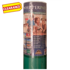 Clearance! WhisperPad Premium Underlayment