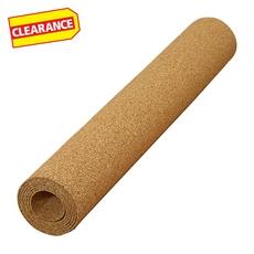 Clearance! QEP Natural Cork Underlayment