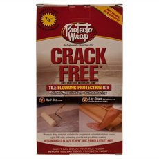 Anti Fracture Membrane Tile Flooring Crack Protection Kit