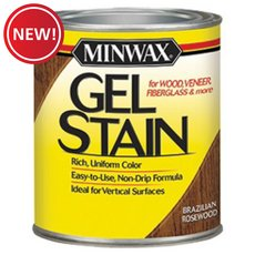 New! Minwax Rosewood Gel Stain