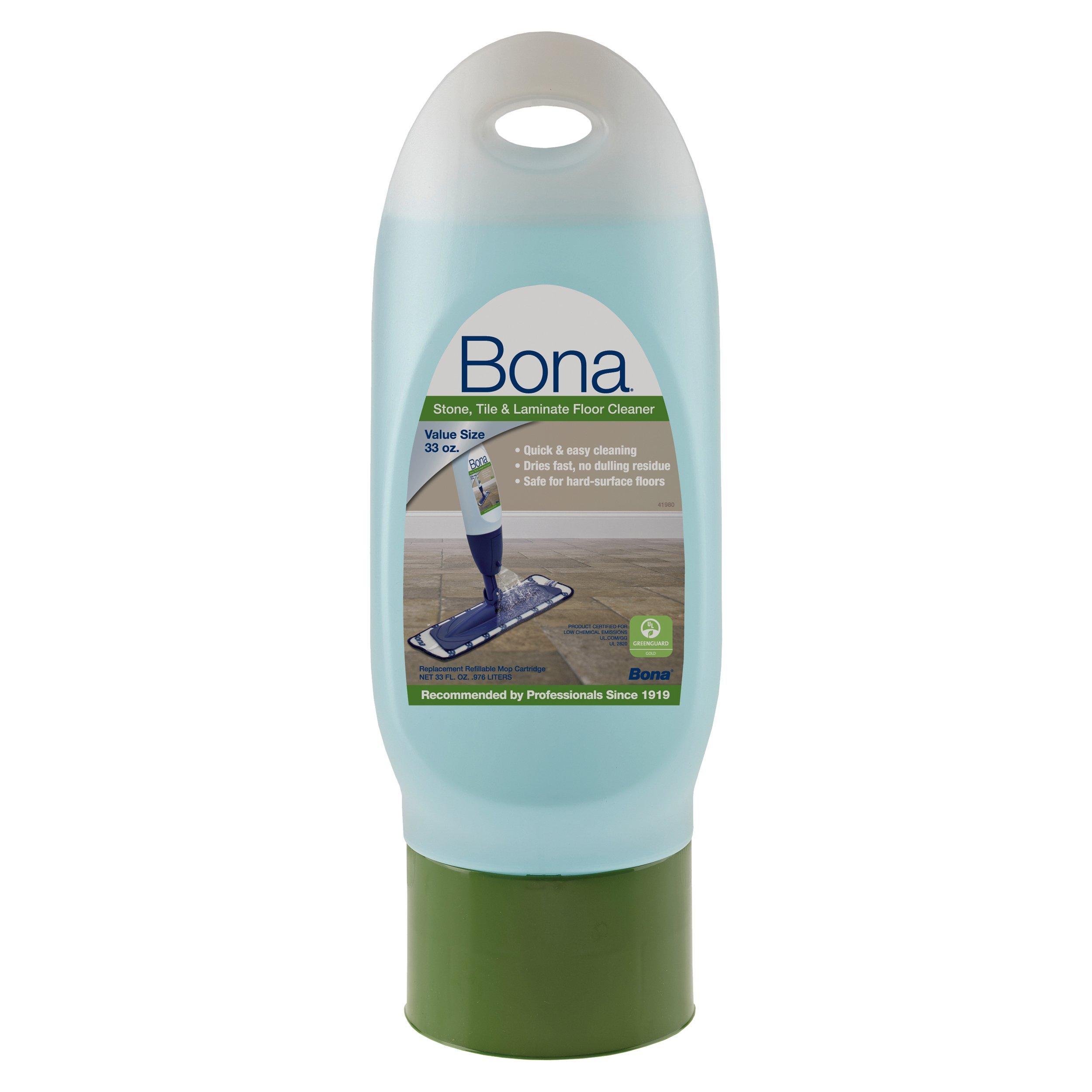 Bona Stone Tile And Laminate Floor Polish 36oz 954500219