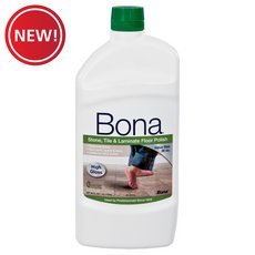 New! Bona Stone Tile and Laminate Floor Polish