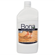 Bona High-Gloss Hardwood Floor Polish
