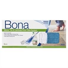 Bona Stone Tile and Laminate Floor Care System