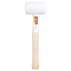 Great Neck White Head Rubber Mallet