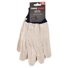 True Grip Cotton Canvas Gloves Large