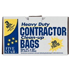 Husky Contractor Garbage Bags
