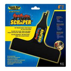 Spyder Scraper 6in. Power Scraper