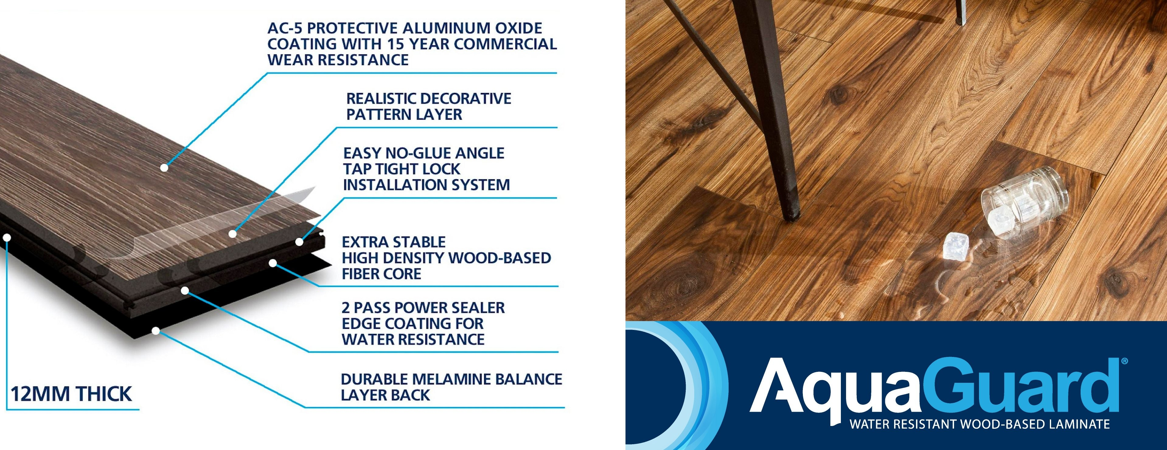 It Can Also Be Installed In An Area 4x The Size Of Traditional Laminates Without Need For Transitions Floors Come With Lifetime Residential And 15 Year