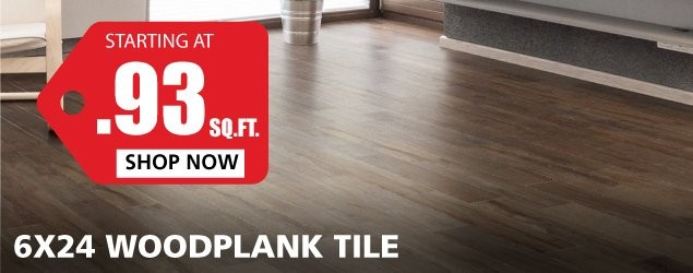 Woodplank Tile starting at $0.93 per piece