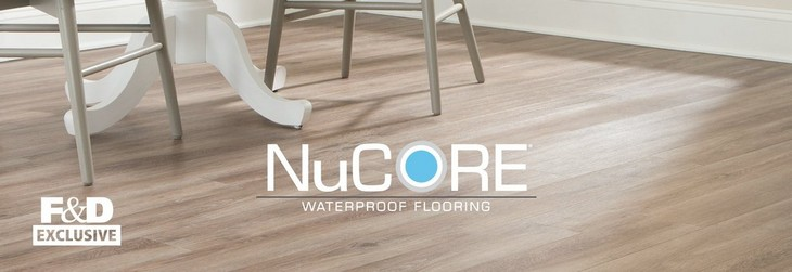 Nucore Waterproof Flooring Floor Decor