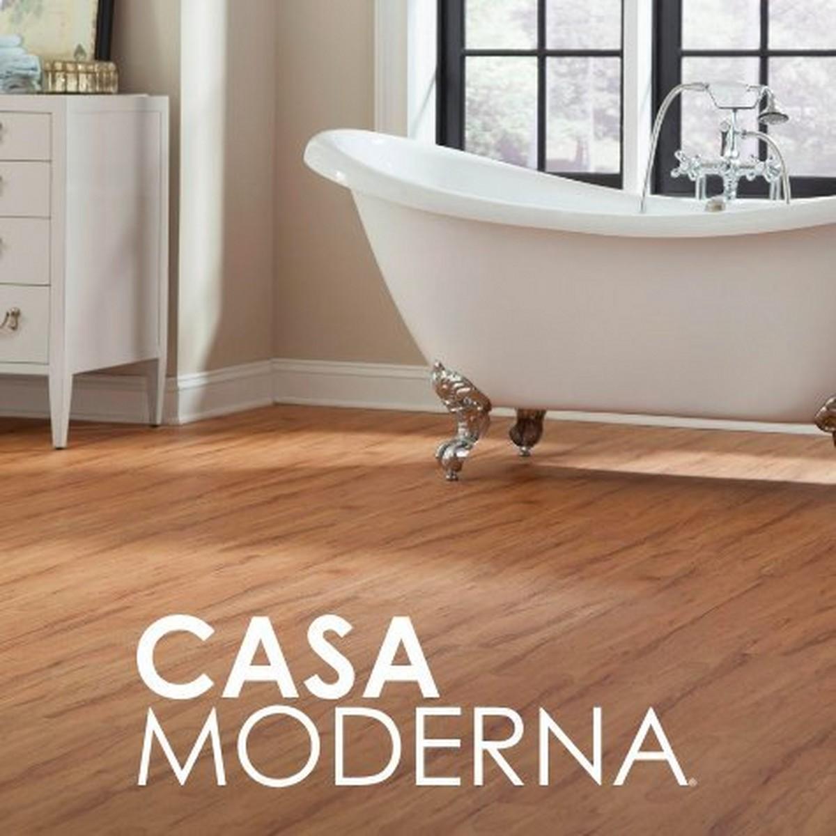 Vinyl floor decor for Casa moderna vinyl flooring installation