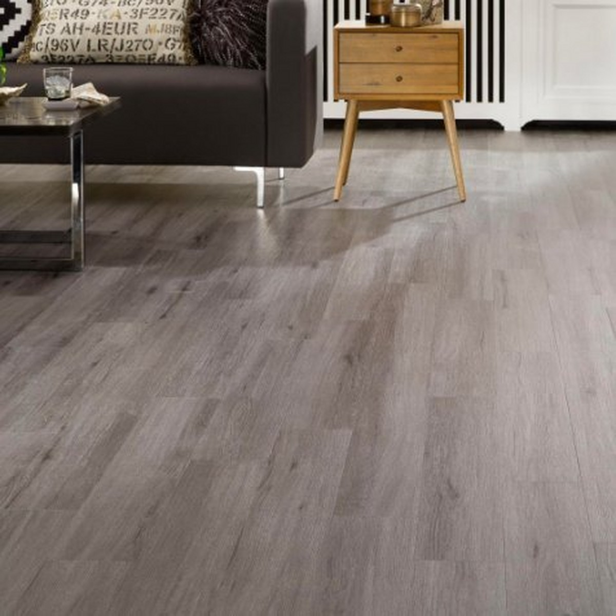 Luxury vinyl plank tile