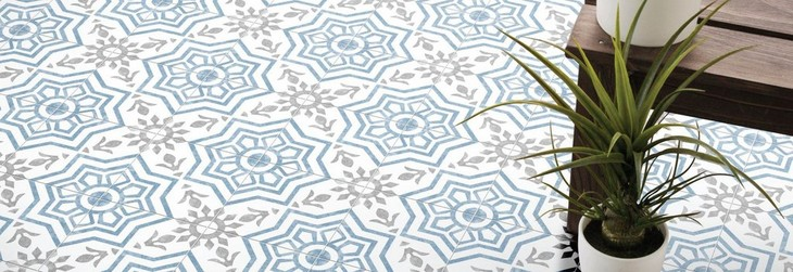 Patterned Tile | Floor & Decor