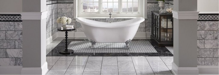 example tiles bathtub freestanding in grey a tile of bathroom with co d trendy baltimoreritz gray linear london design