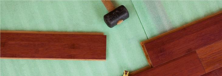 Wood Laminate Floor Underlayment Floor Decor