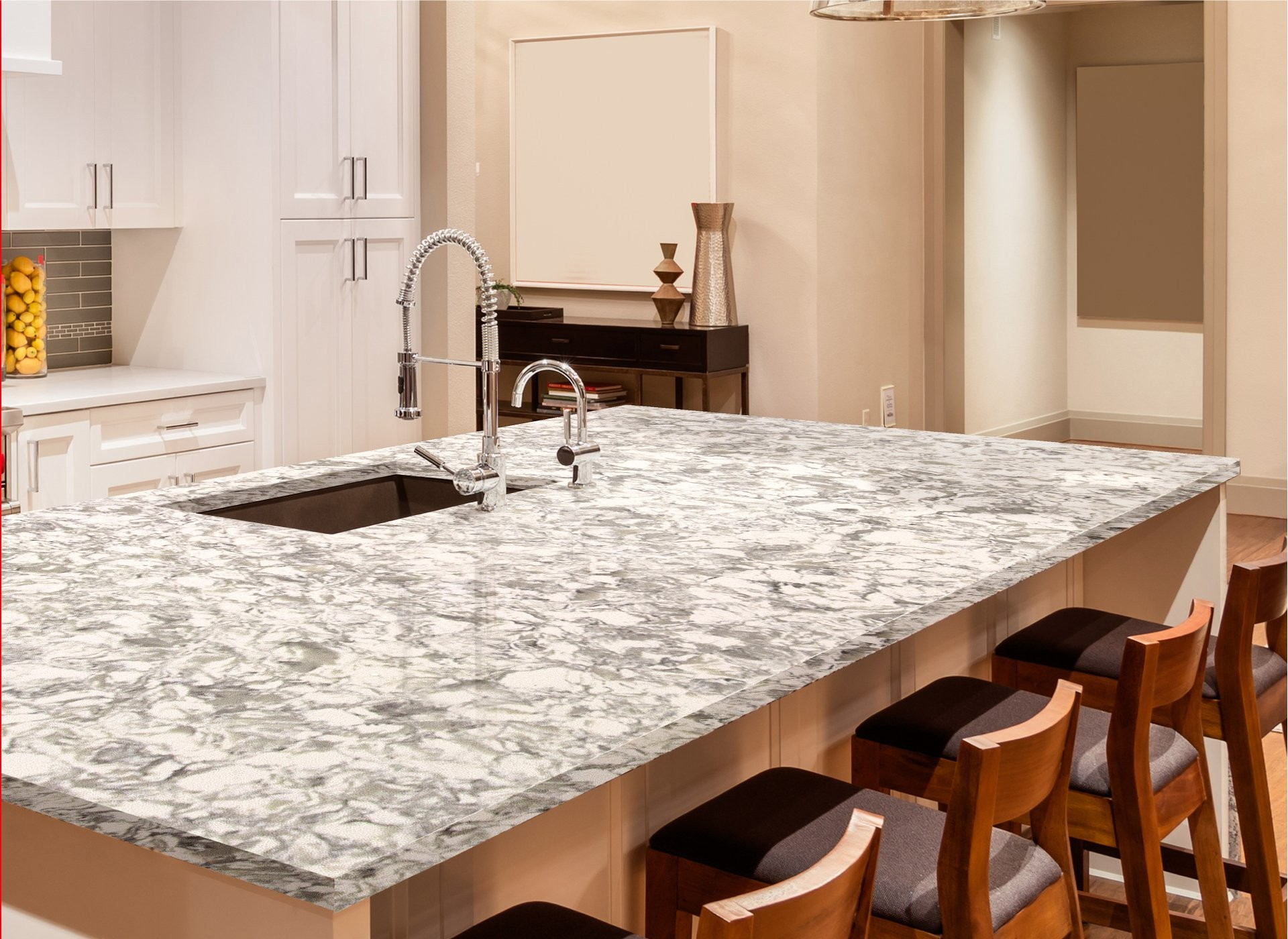 Custom Countertops | Floor & Decor on Counter Top Decor  id=97344
