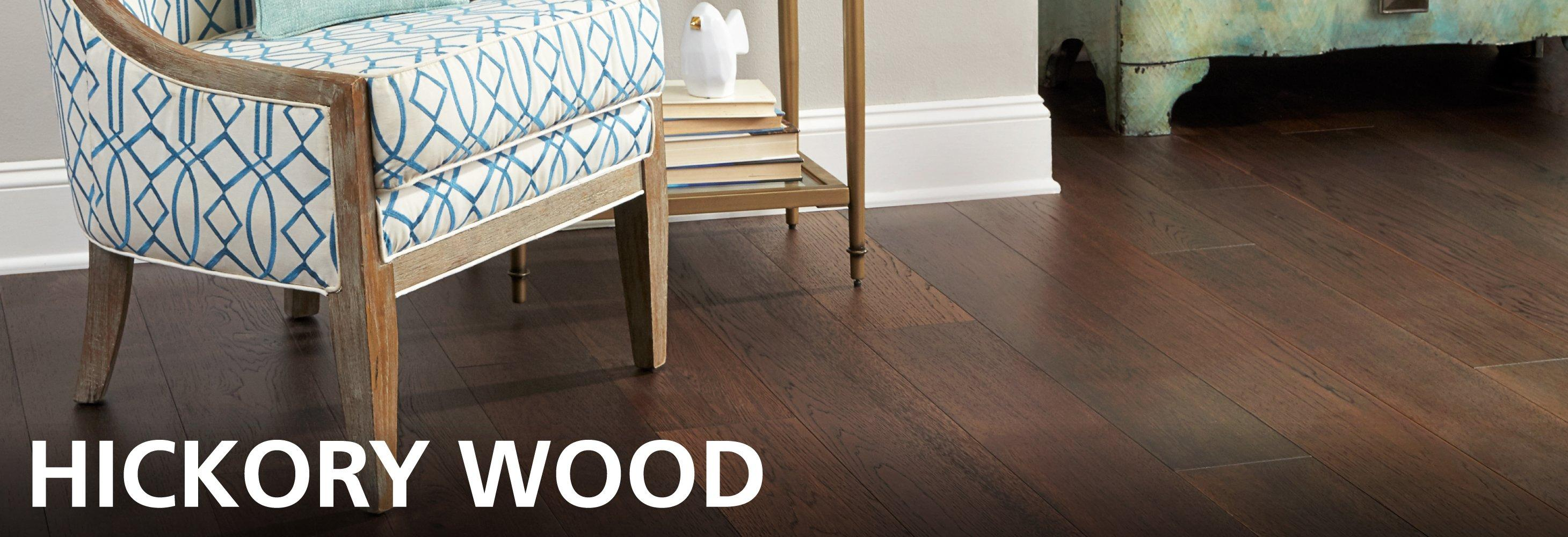 Attractive Hickory Flooring