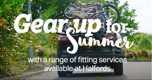 Motoring and Cycling Services at Halfords